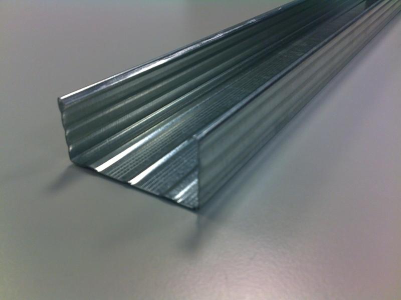 Geliefde Metal Stud C-Profiel Plafond C-60/27 300cm - De Metalstudshop.nl DW14